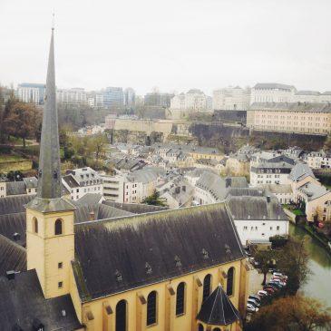 Luxemburg – klein aber oho!