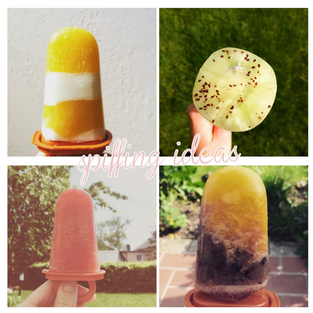 spiffing ideas ice pops