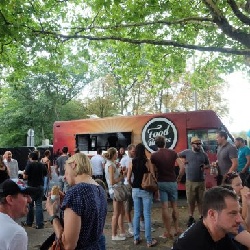 Street Food Markets & Food Truck Festivals