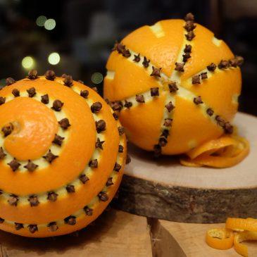 Duftende Orangen