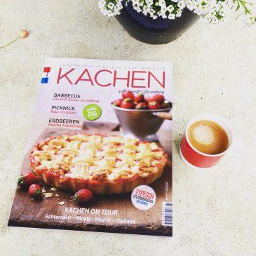 KACHEN: Luxemburgs erstes Food-Magazin