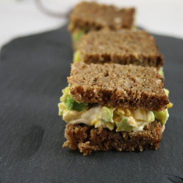 Eier-Avocado-Aufstrich