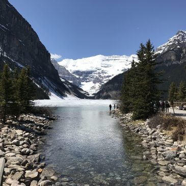 Kanada – The Rocky Mountains