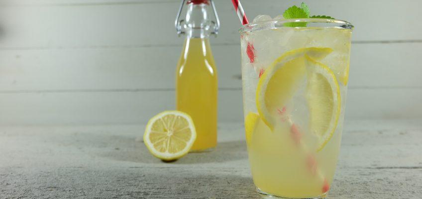 Honig-Zitronen-Limonade
