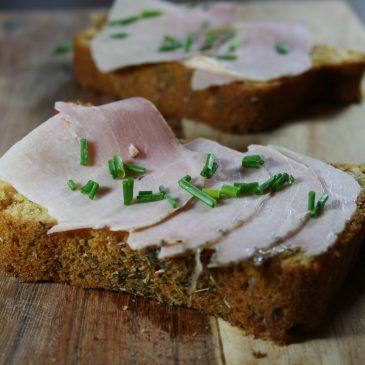 Herb & Honey Bread